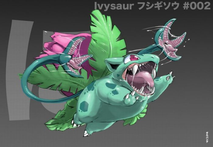 92 Dibujos de Pokemon