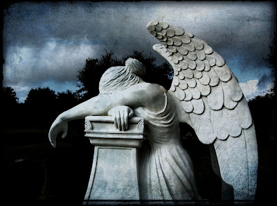 Beautiful Cemetery Sculpture Seen On www.coolpicturegallery.us