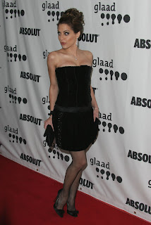brittany murphy in pantyhose