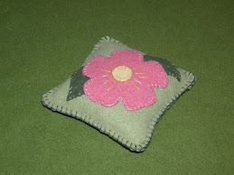 Turkish Rose Pincushion