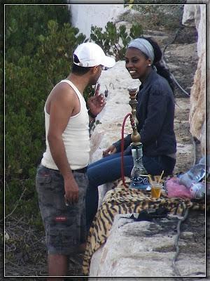 эфиопка, Межрассовые браки,Uma Barzy