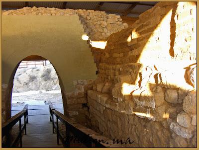 древние ворота