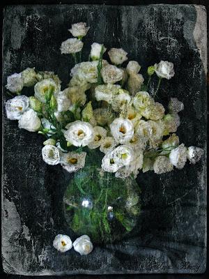 натюрморт, цветы, Uma Barzy
