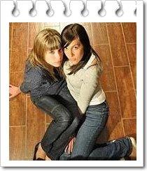 Somos binilla y Shania