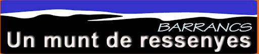 UN MUNT DE RESSENYES DE BARRANCS