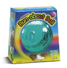 Rainbow Run-About Ball