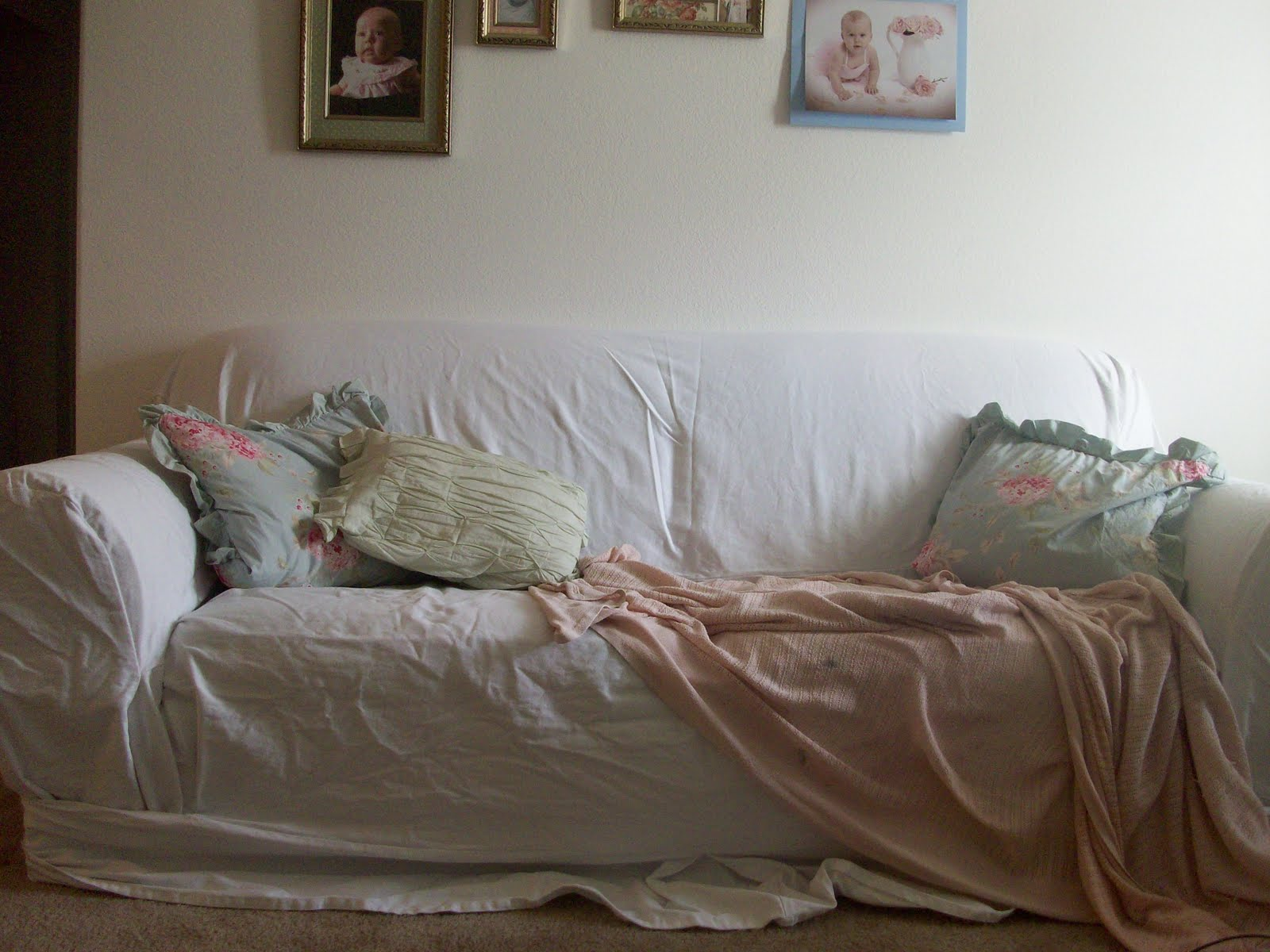 Shabby Chic Loveseat Slipcovers 28 Images Shabby Chic Sofa Slipcovers Sofa A Dollhouse