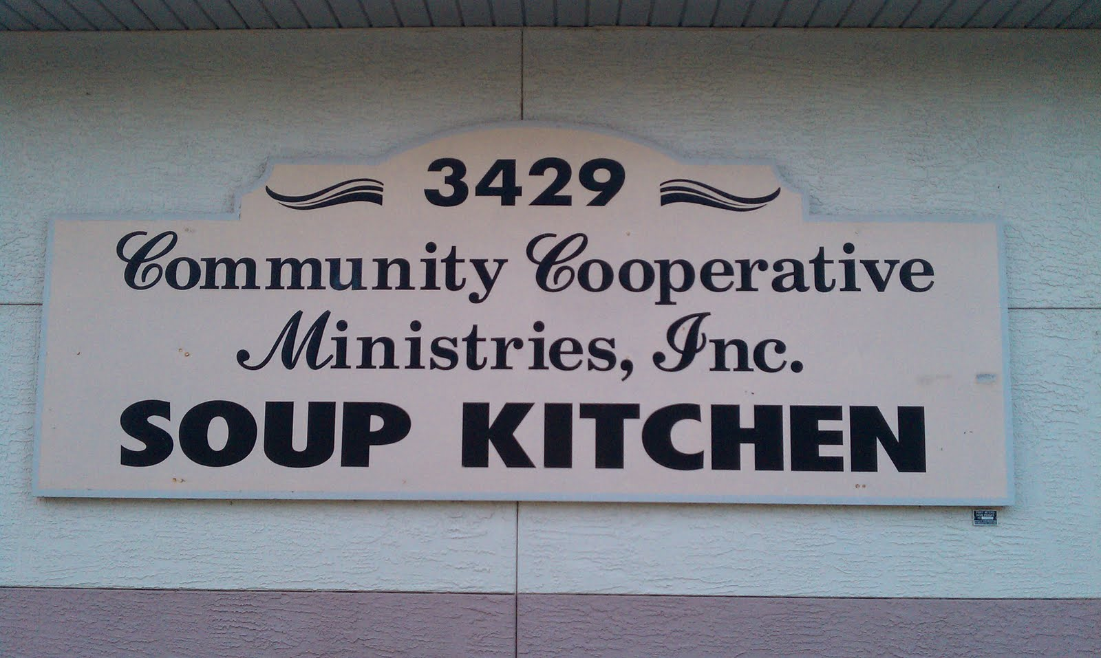 Fort Myers Poverty Project The Soup Kitchen