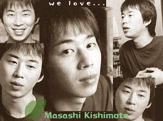 the creator of naruto : Masashi Kishimoto