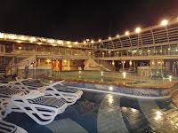 Caribbean Princess Cruise Ship 2010
