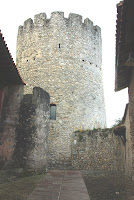 Llanes, torre del castillo