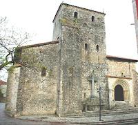 Llanes, iglesia de Santa María