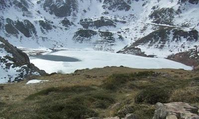 lagos de Saliencia, Somiedo