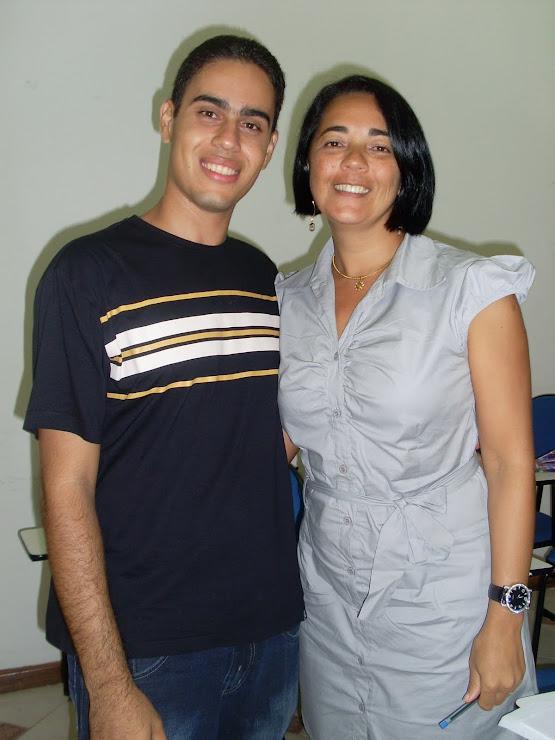 Professora Tânia Nunes