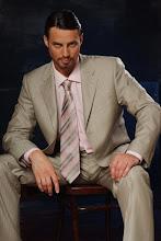 мужской деловой стиль одежды.