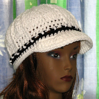 Crochet Beer Can Cowboy Hat Pattern : BEER CAN CROCHETED HAT PATTERN - Free Patterns