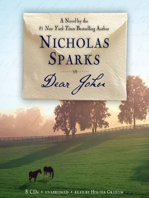 dear john book review Available on dvd/blu-ray, plus trailers and reviews for dear john  nights in  rodanthe and the last song, another nicholas sparks book makes its way to the .