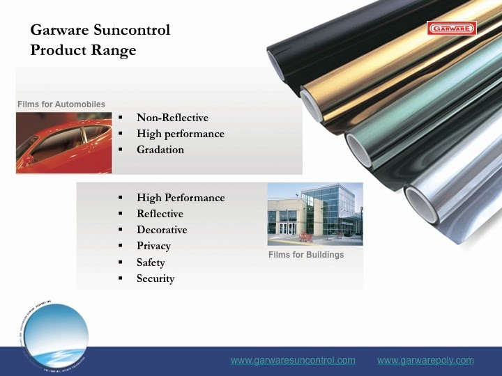 Garware Sun Control Film Dealers in Bangalore - Grotal.com