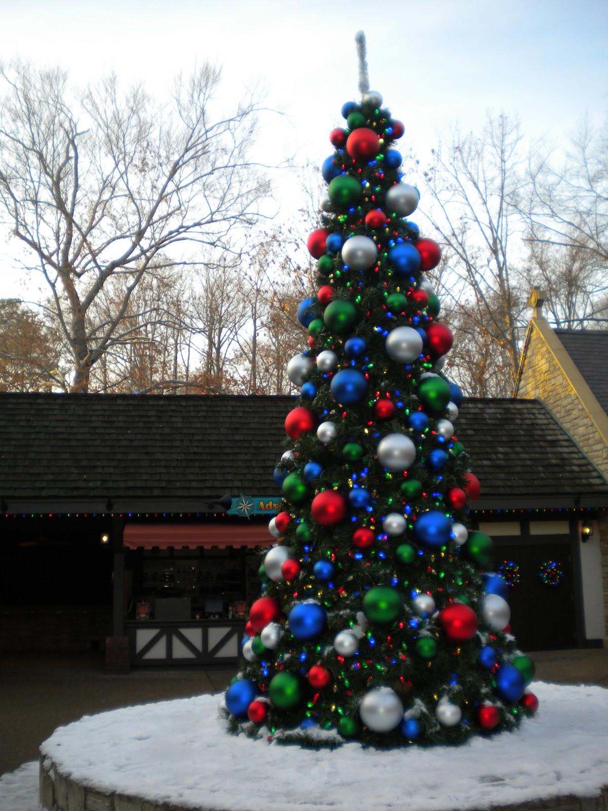 Makeup Fashion And Life Busch Gardens Christmas Town