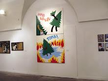 Cotelito en el  Centro Cultural Recoleta 2008