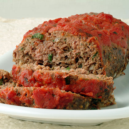 Staying Busy!: Vegetarian Meat Loaf...it's delicious, REALLY!
