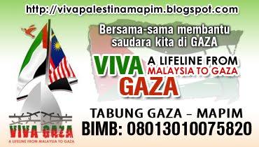 Viva Gaza Palestin