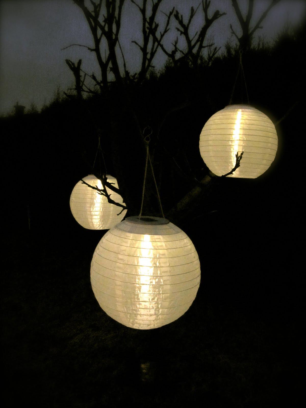Ikea solcellelampe