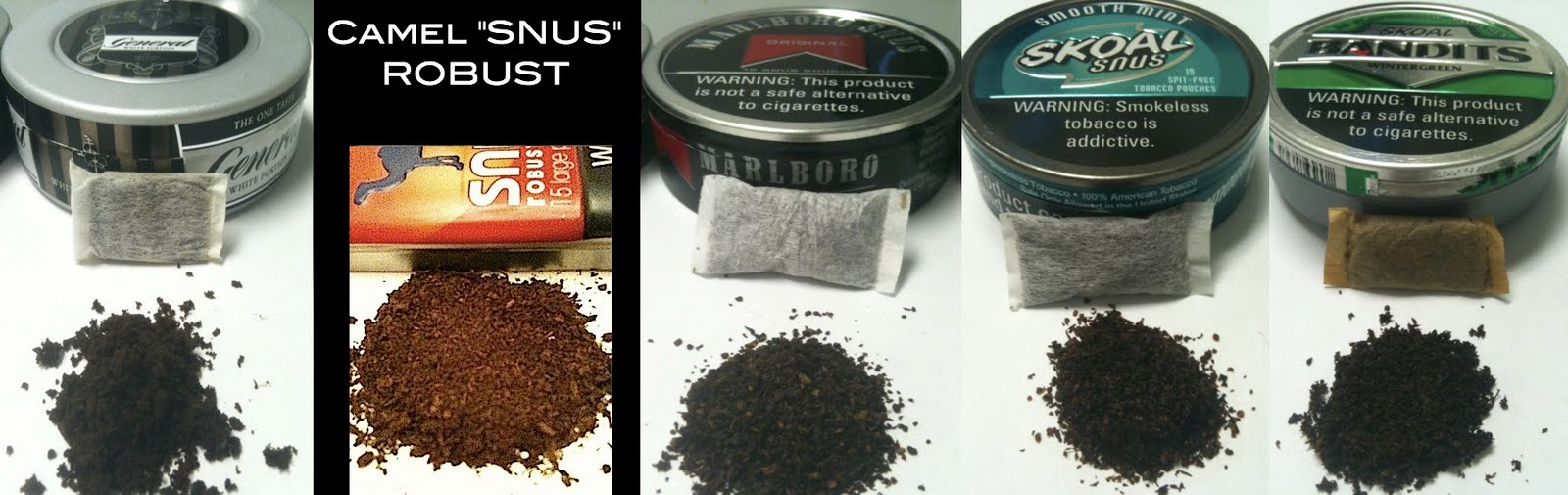 Skoal Pouch Flavors