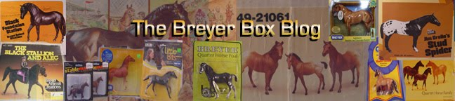The Breyer Box Blog