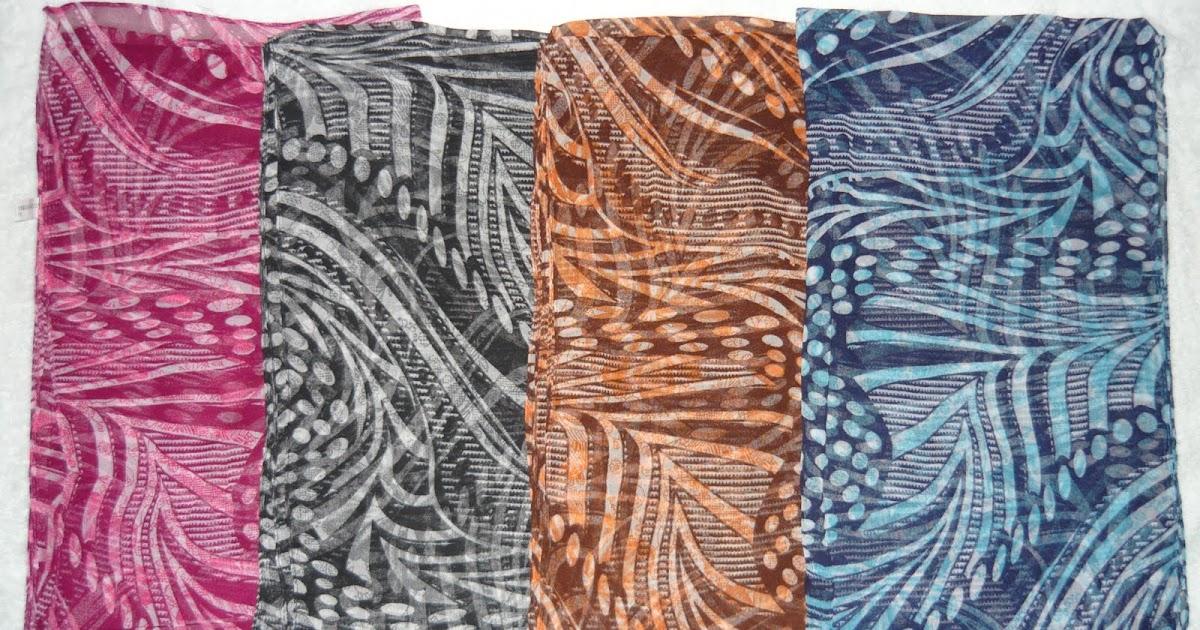 shazie shawls: SHAWLS JORJET BERCORAK - RM 10