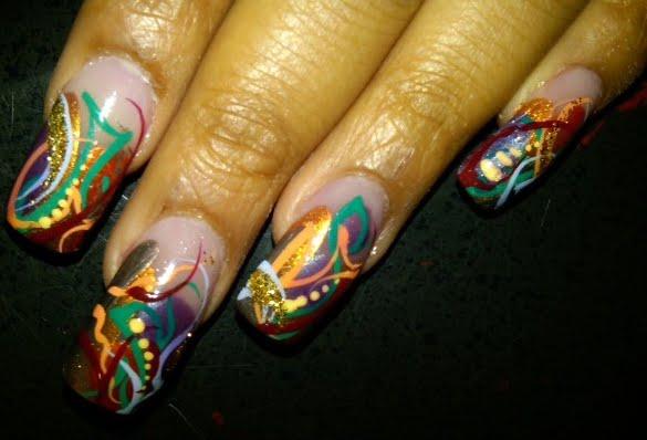 Creative Juicy Nail Art Preciate It