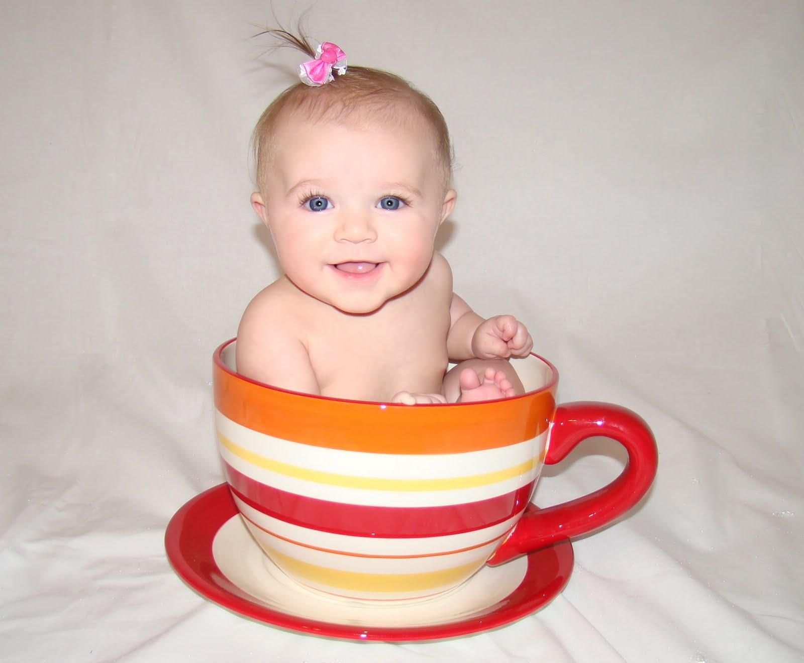 Фото с детьми чаепитие