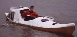 Comparisons between Peter Bray's Ocean-going Kayak and Greg
