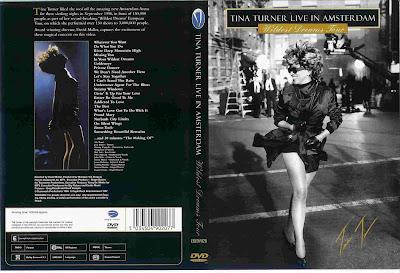 Tina Turner Wildest Dreams Tour Live Amsterdam