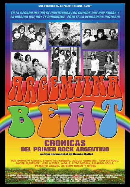 (Argentina Beat) Primer Documental  rock argentino DVDRIP