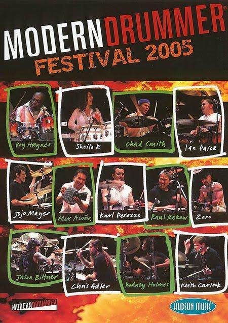 Modern Drummer Festival 2005 DvDRip