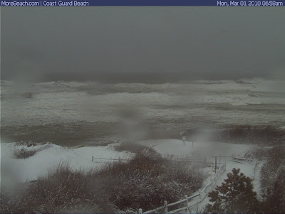 webcam at Coast Guard Beach, Eastham