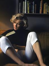 Marilyn terminando a Joyce