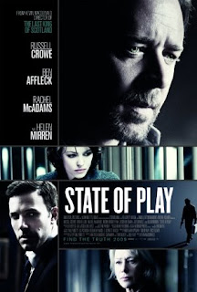 State of Play theatrical poster State of Play 2009