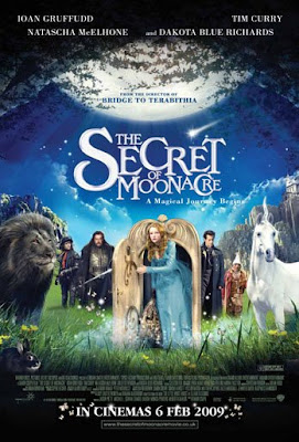Moonacre+ poster 1198 The Secret of Moonacre 2008