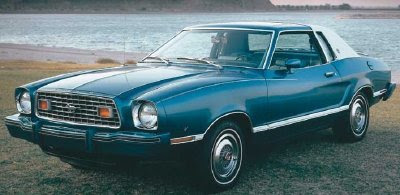 We Love Fords Past Present And Future 19741978 Ford Mustang