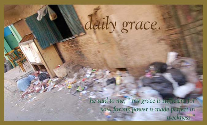 daily grace.