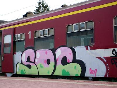 soc graffiti