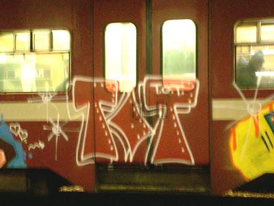 TOT graffiti