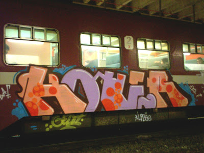 couer kover AF animal farm graffiti crew