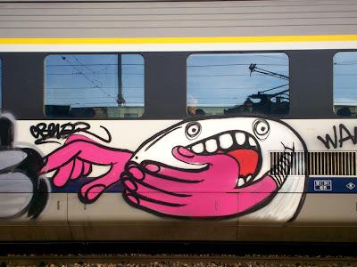 wam graffiti