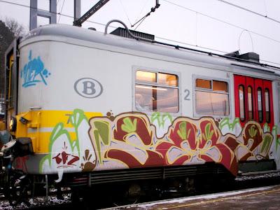 TFZ graffiti