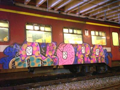 Lora graffiti