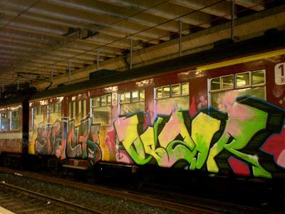 GVE graffiti
