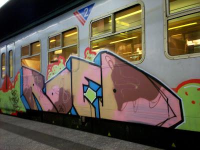 Rofd Praha graffiti